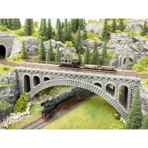 Noch 58671 - Rhône-Viadukt für Schmalspurbahnen