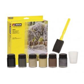 Noch 61200 - Naturfarben-Set