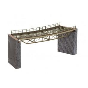 Noch 67026 - Brückenfahrbahn, gebogen, Radius R2 437 mm