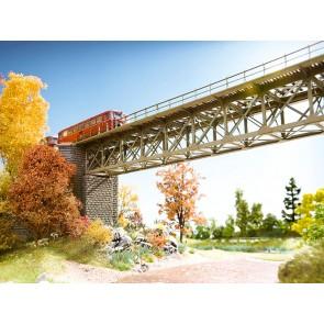 Noch 67038 - Stahlbrücke für Schmalspurbahnen