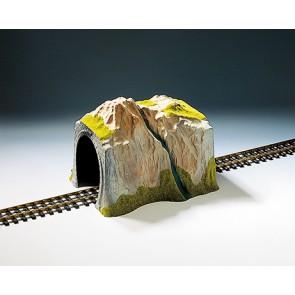 Noch 67660 - Tunnel, 1-gleisig, gerade, 38 x 32 cm