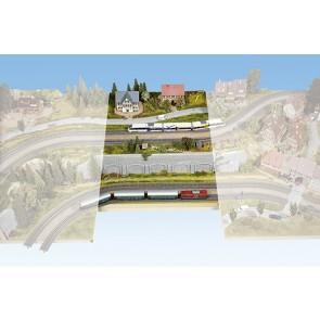 Noch 80340 - Heidelberg, Streckenmodul