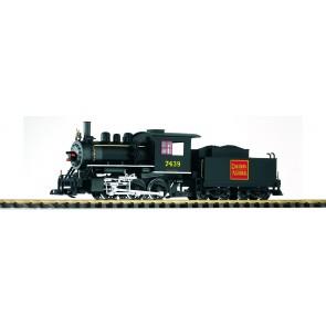Piko 30102 - G-US Dampflok 0-6-0 CN 7439 mit Sound&Dampf