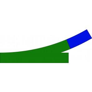 Piko 35226 - G-Weiche links, R7  22,5°
