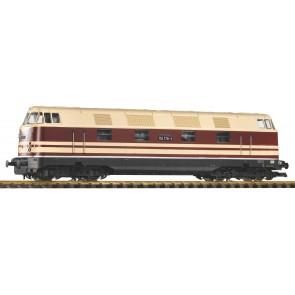 Piko 37575 - G-Diesellok BR 118 DR IV 4achs. mit 2 Zierstreifen