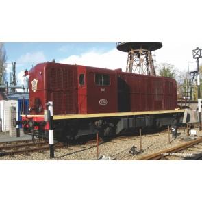Piko 40426 - N-Diesellok Rh 2400 rotbraun L-Licht NS III + DSS Next18