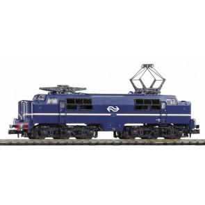 Piko 40465 - N-E-Lok Rh 1200 blau NS Logo IV + DSS Next18