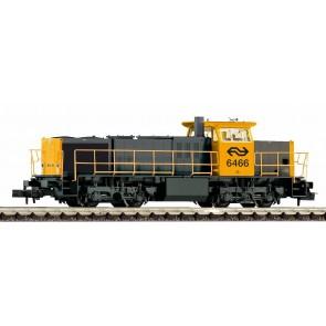 Piko 40480 - N-Diesellok 6466 NS V + DSS 6pol.