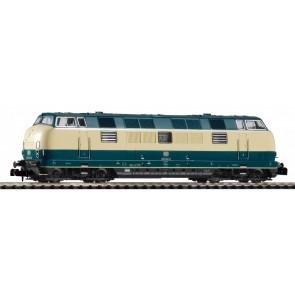 Piko 40504 - N-Diesellok BR 221 Beigeblau DB IV + DSS Next 18