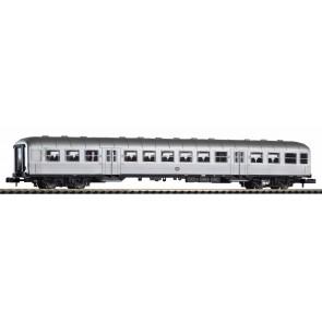 Piko 40640 - N-Personenwg. Silberling 2. Kl. DB III