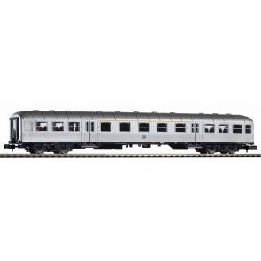 Piko 40641 - N-Personenwg. Silberling 1.2. Kl. DB III