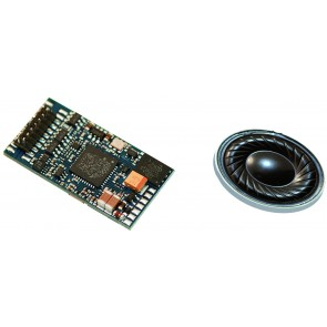 Piko 46180 - TT Loksounddecoder & Lautsprecher für E-Lok BR 187147