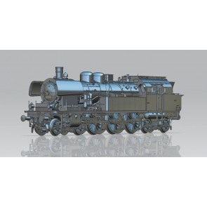 Piko 50605 - ~Dampflok BR 78 DR III + PluX22 Dec.