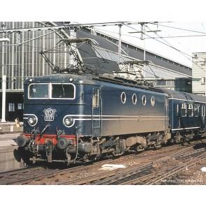 Piko 51367 - ~E-LokSound Rh 1100 NS blau III + PluX22 Dec.