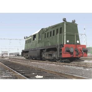 Piko 52463 - ~DiesellokSound Rh 2000 NS III + PluX22 Dec.