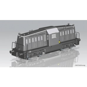 Piko 52465 - ~Diesellok BR 65-DE-19-A USATC II + PluX22 Dec.