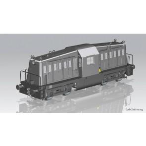 Piko 52466 - DiesellokSound BR 65-DE-19-A USATC II + PluX22 Dec.