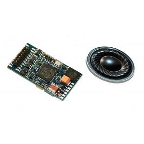 Piko 56351 - Loksounddecoder & Lautsprecher für H0 Diesellok V 23 BR 101