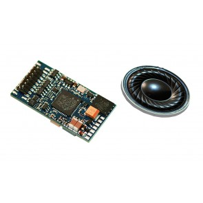 Piko 56353 - Loksounddecoder & Lautsprecher für Diesel Vectron
