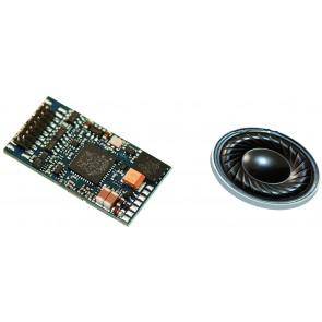 Piko 56357 - Loksounddecoder & Lautsprecher für HO D-Lok BR 118