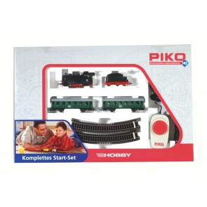 Piko 57110 - Start-Set Lok + Tender + Perswgn.