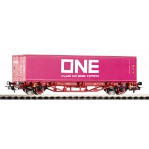 Piko 57757 - Cont.-Tragwg. 1X40' Container NS VI