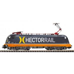 """Piko 57923 - E-Lok Rh 242 Taurus """"Hectorrail"""" VI + DSS 8pol."""