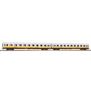 Piko 58360 - 2er Set Lufthansa Airport Express DB IV, andere Nummer