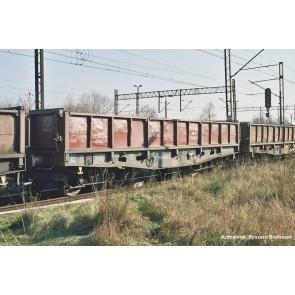 Piko 58411 - Niederbordwagen 401Zi PKP V