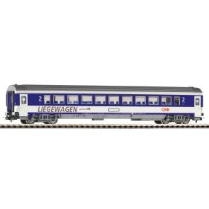 Piko 58667 - Liegewagen ÖBB V, blau-lichtgrau