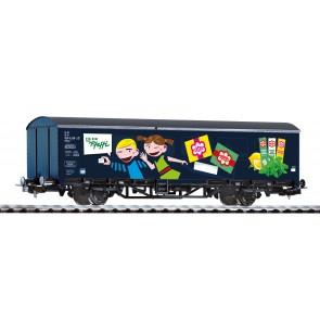 Piko 58745 - Ged. Güterwagen Starke Marken Pfeffi DB AG VI