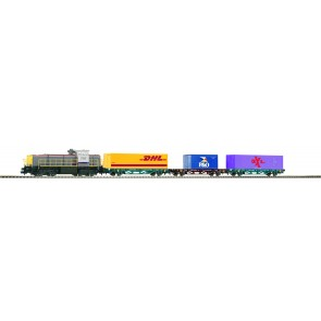 Piko 59111 - Start-Set G1700 B + 3 Containerwagen