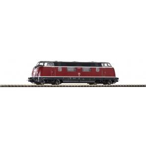 Piko 59707 - ~Diesellok BR 220.0 DB IV rot gr.Klappe+ lastg.Dec.