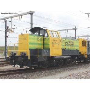 Piko 96469 - ~ DiesellokSoundlok 102 RRF ex NMBSSNCB VI + DSS PluX22