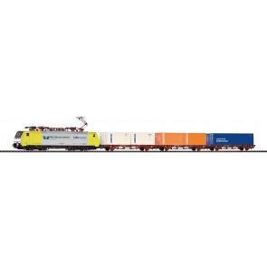 Piko 97916 - Startset E-Lok BR 189 & drei Güterwagen  RTC
