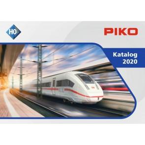 Piko 99500 - H0-Katalog    MobaGeb. 2020