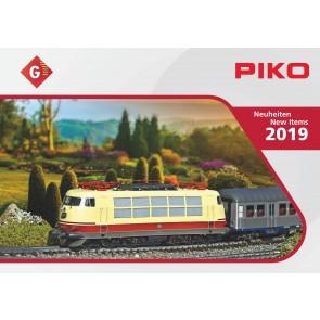 Piko 99719 - G-Neuheiten Prospekt 2019