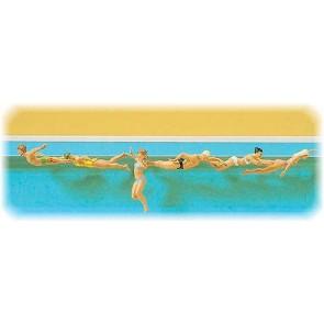Preiser 10306 - 1:87 Zwemmers
