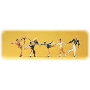 Preiser 10314 - 1:87 Kunstschaatsers