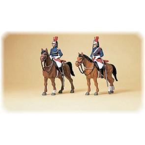 Preiser 10435 - *1:87 Militaire garde te paard