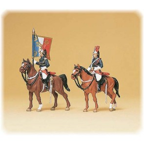 Preiser 10460 - 1:87 Militaire garde te paard