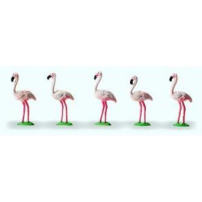 Preiser 20372 - 1:87 Flamingo's