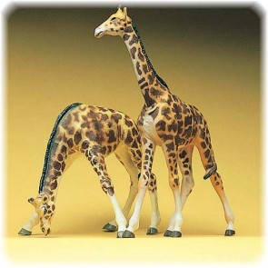 Preiser 20385 - 1:87 Giraffen