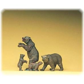 Preiser 20386 - 1:87 Bruine beren
