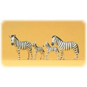 Preiser 20387 - 1:87 Zebra's