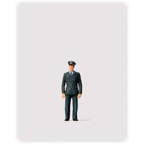 Preiser 28070 - 1:87 Duitse agent 2006