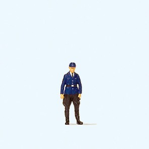Preiser 28115 - 1:87 Spoorweg politie - Epoche III