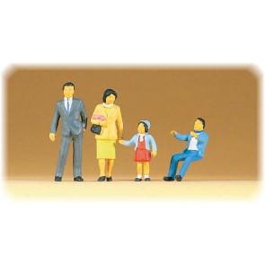Preiser 65301 - 1:4345 Japanische Familie