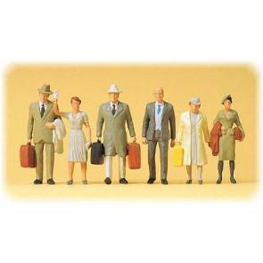 Preiser 65317 - 1:4345 Reisende