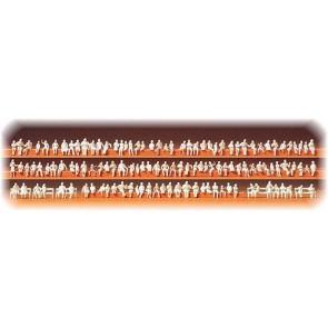 Preiser 79007 - 1:160 120 pcs zittende figuren